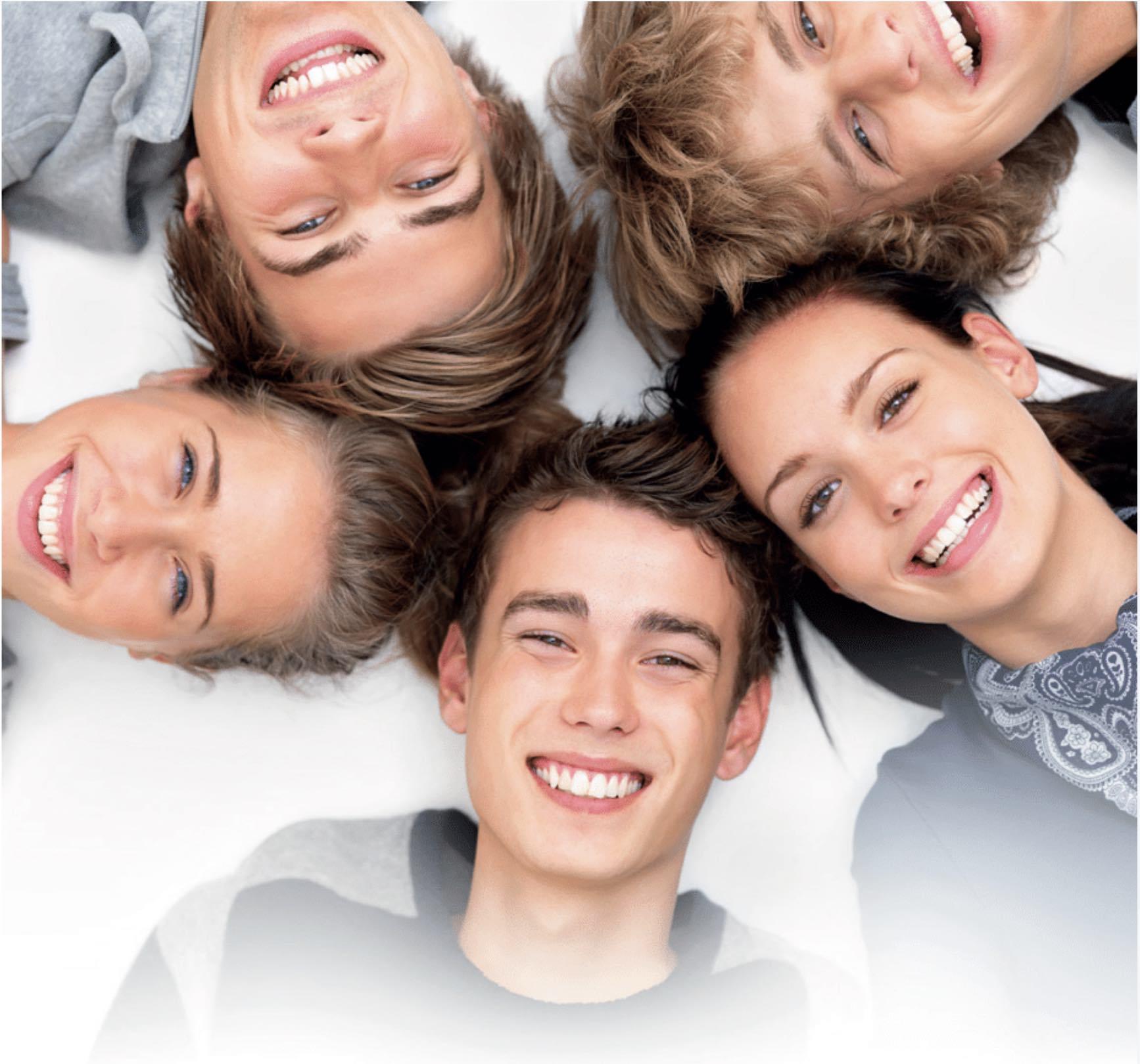 lingual adolescents